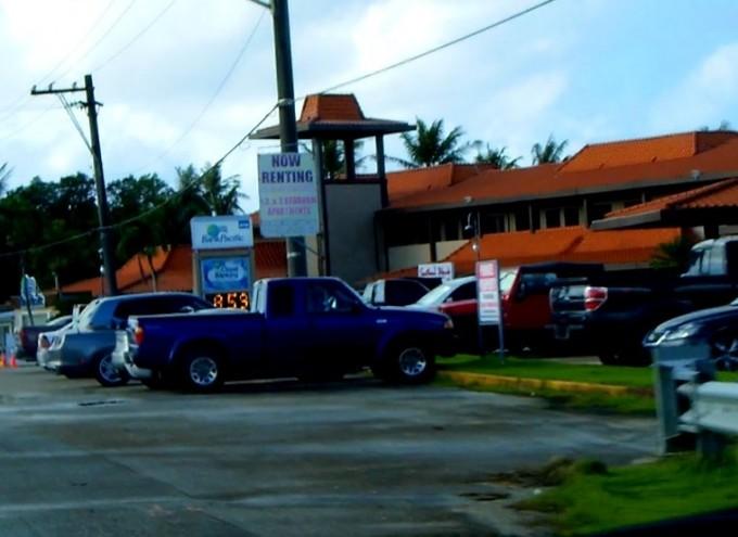 グアム南部お店