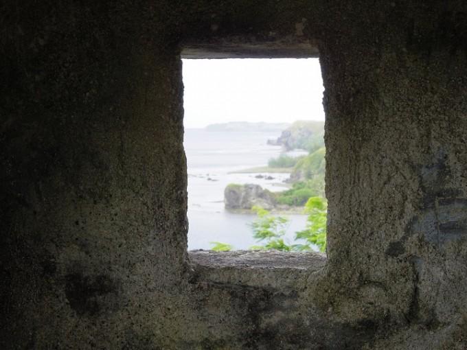 ソレダット砦と岬