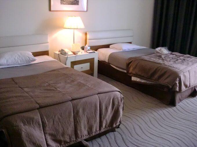 レオパレスリゾートグアムの部屋