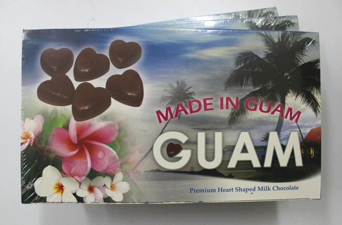 アメリカンチョコファクトリーのパッケージ