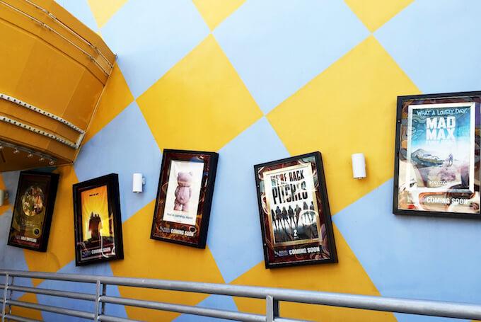 GPOの映画館