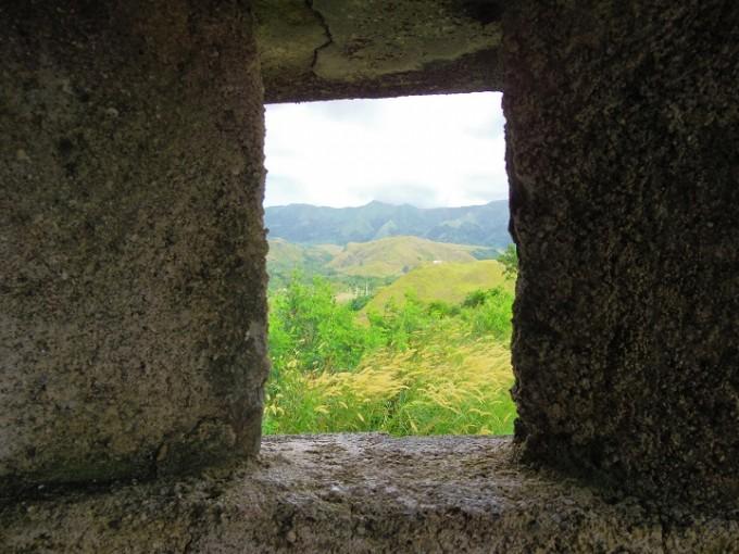 ソレダット砦から見た山々