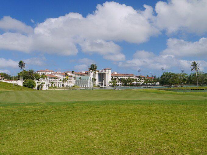 レオパレスのゴルフ場