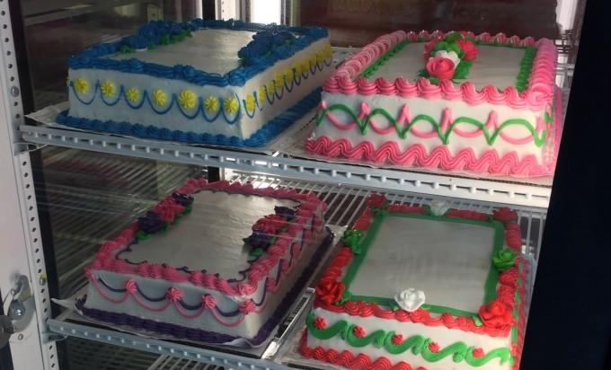 グアムのケーキ
