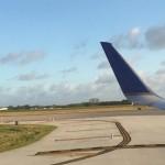 グアム空港出国の流れと、免税店やフードコート、ラウンジ等
