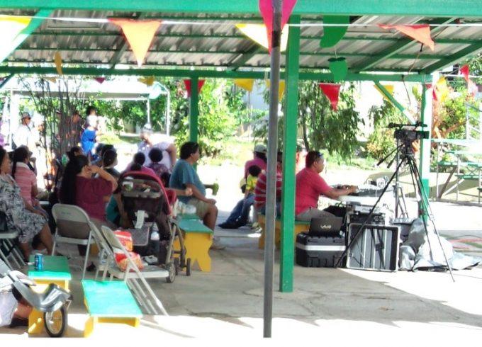グアムのマンゴーフェスティバルの様子