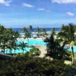 グアムのニッコーホテルのプールの感想と詳細まとめ