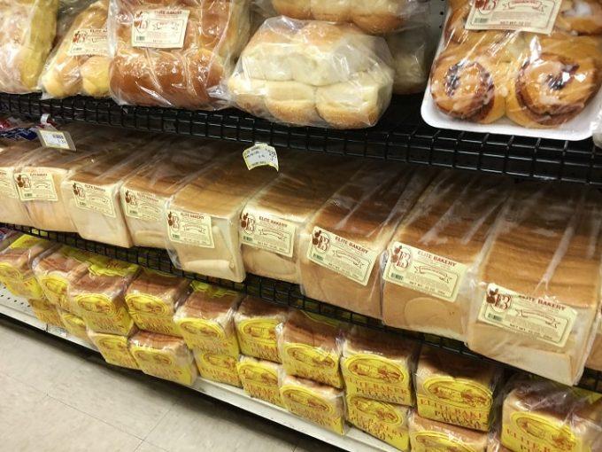 グアムのペイレスのパン