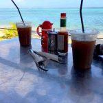 グアムのトゥリカフェ(TURE CAFE)は海辺のロケーションが最高