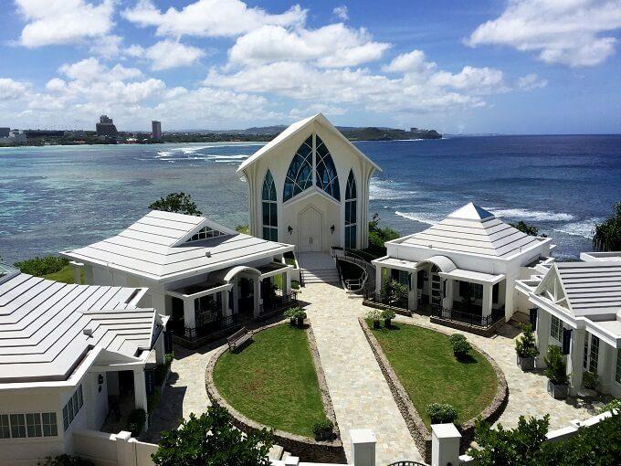 グアムニッコーホテルの教会