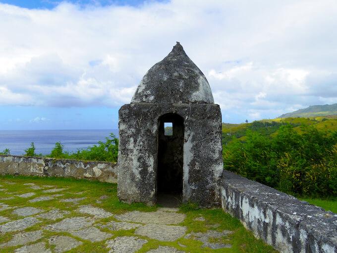 グアムのソレダッド砦