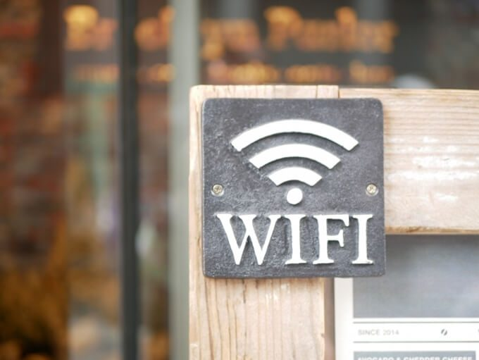 Wi-Fiスポット