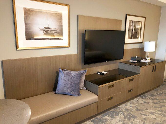 レオパレス リゾートのホテルの家具