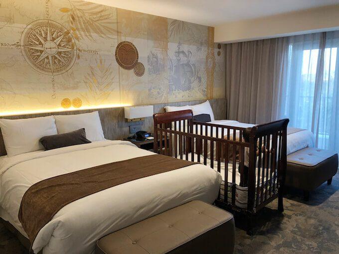 レオパレスグアムのリニューアルした部屋