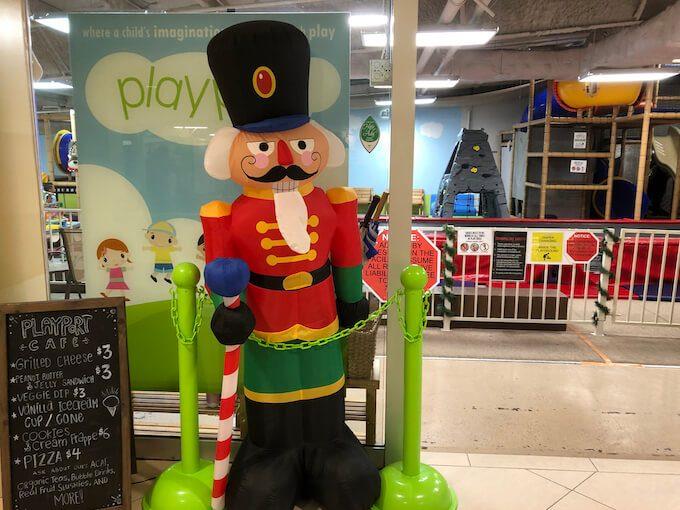 ハガニアショッピングセンターのキッズパーク